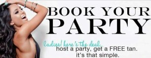 Host a party, spray for FREE!